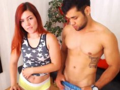Colombian Redhead Bent Over And Gets Pounded