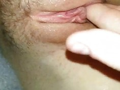 Closeup - Eating her Pussy